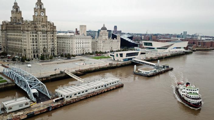 Image Unesco: le gouvernement britannique «extrêmement déçu» par le déclassement de Liverpool