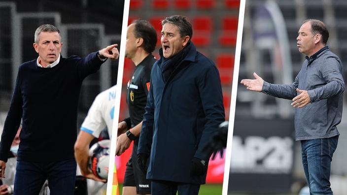 Laurey, Montanier, Moulin ... Ces «anciens» de L1 qui ne veulent pas s'éterniser en Ligue 2