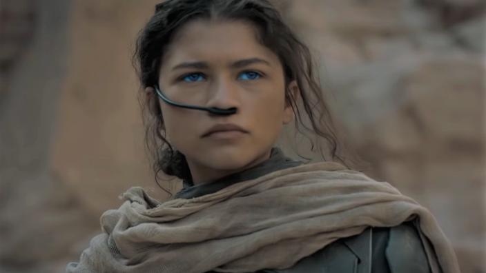 Une bande-annonce explosive pour Dune, le film de science-fiction avec Timothée Chalamet