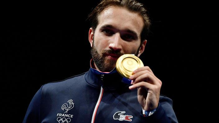Qui est Romain Cannone, le champion olympique que personne n'attendait à Tokyo ?