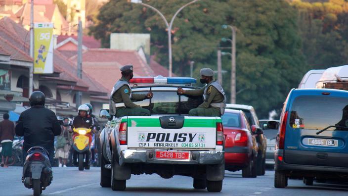 Madagascar : deux Français toujours en garde à vue à la suite d'une tentative de coup d'État