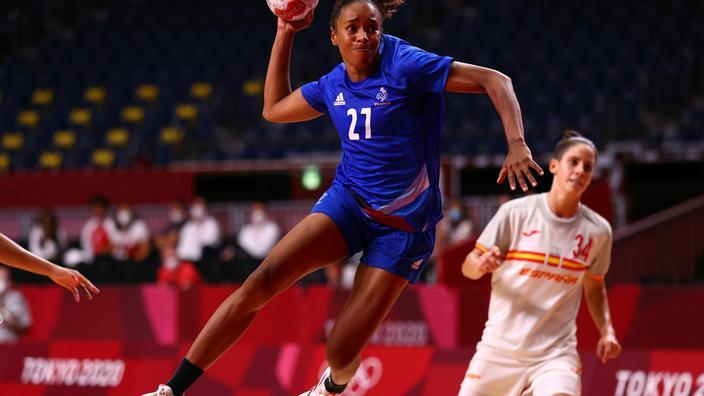 JO : les handballeuses françaises déjà (un peu) le dos au mur