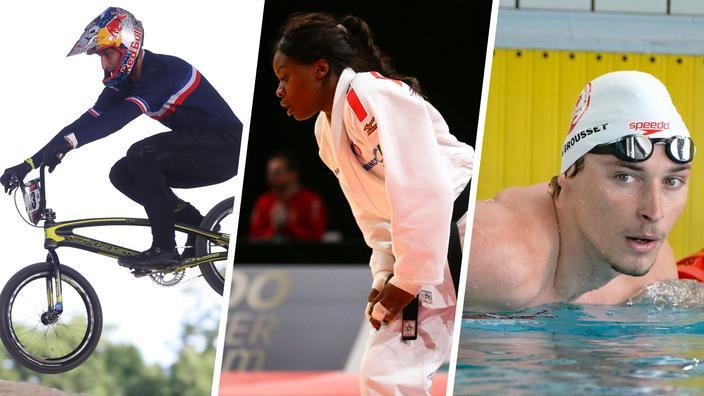 Aviron, rugby, BMX, judo, natation : 5 raisons de mettre son réveil dans la nuit de mercredi à jeudi