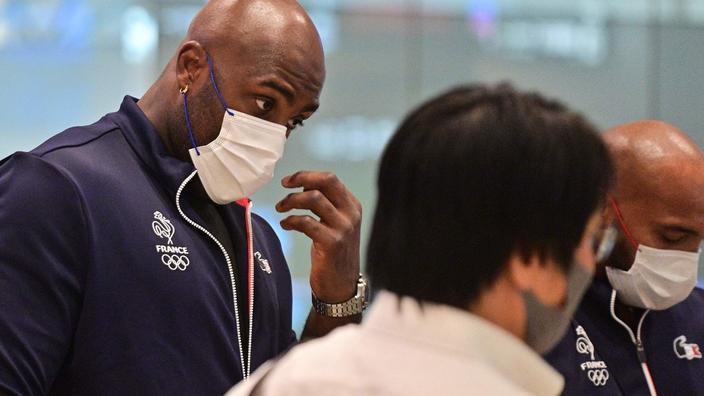 JO : suivez la 7e journée des Jeux olympiques de Tokyo en direct