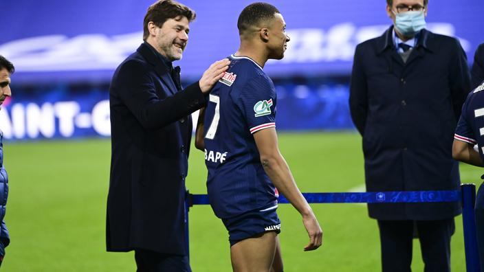 Pochettino sur Mbappé : «Pour le moment, c'est notre joueur»