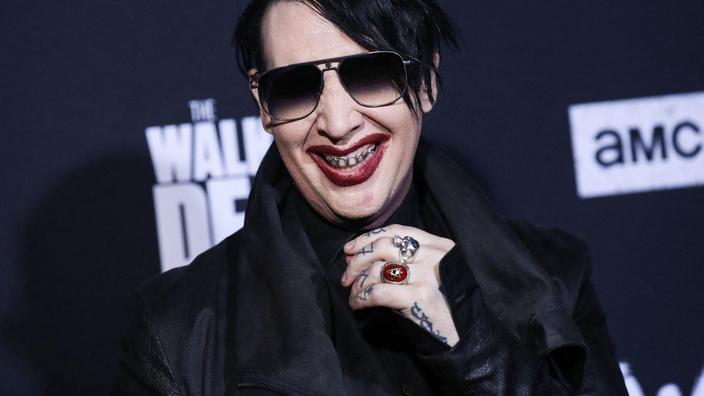 Mis en cause par une comédienne de Game of Thrones, Marilyn Manson demande l'abandon des poursuites