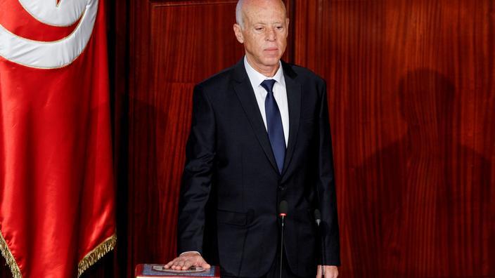 Les États-Unis exhortent la Tunisie à reprendre la «voie démocratique»