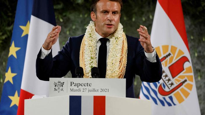 «Macron est sur un terrain favorable en Polynésie car les promesses de la Chine n'ont pas été tenues »