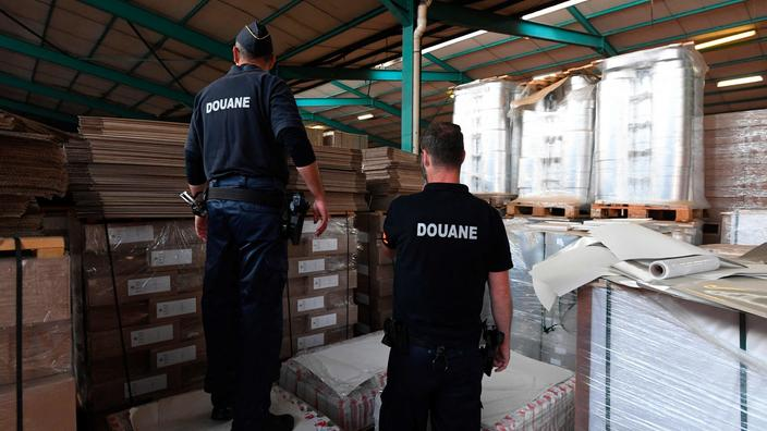 Belgique: vaste opération visant la contrefaçon de cigarettes