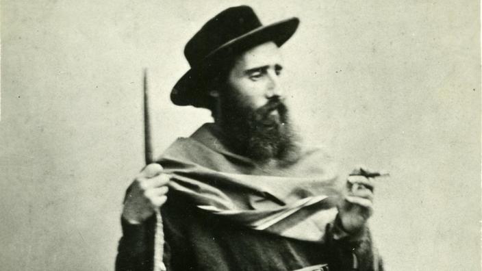 """Camille Pissarro, la """"gaŭĉo"""" de la impresionisto"""