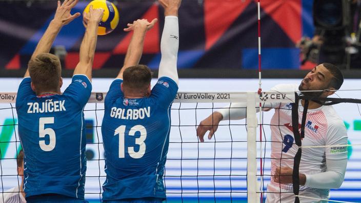Euro de volley : désillusion pour les Bleus, écartés dès les 8es de finale