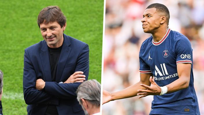 Le journal du mercato : Leonardo maintient, il «ne voit pas» Mbappé quitter le PSG dans un an