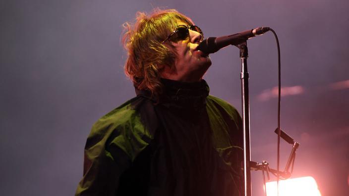 Liam Gallagher survit à un accident d'hélicoptère après un concert