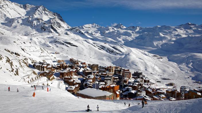 Saison de ski : les stations se préparent à rouvrir avec le passe sanitaire