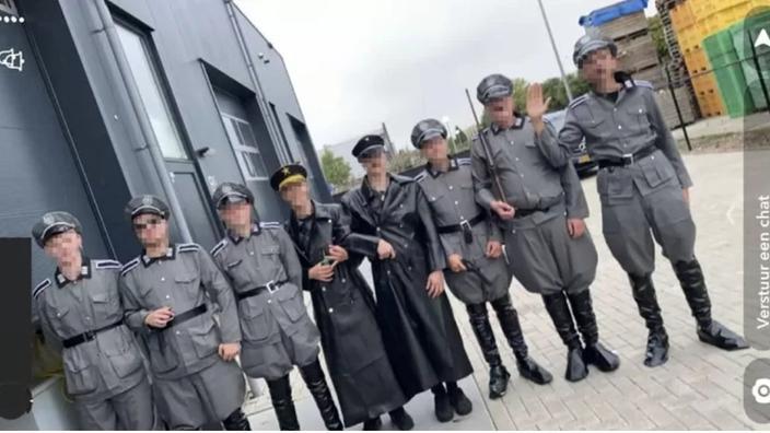 Pays-Bas : indignation après que des jeunes déguisés en nazi miment l'exécution d'un homme portant l'étoile jaune