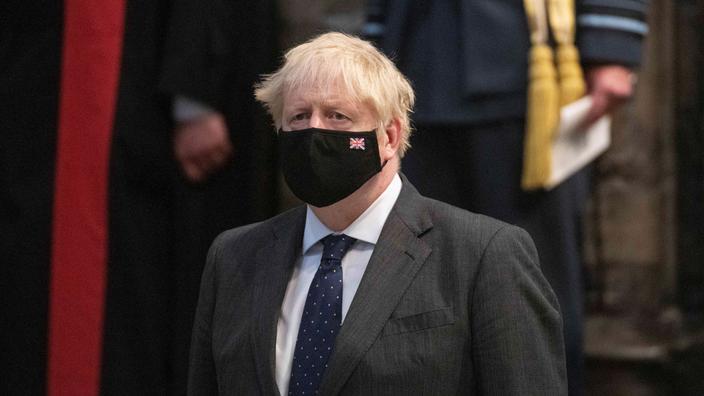 Sous-marins : l'amour de Londres envers Paris est «indéracinable», selon Boris Johnson
