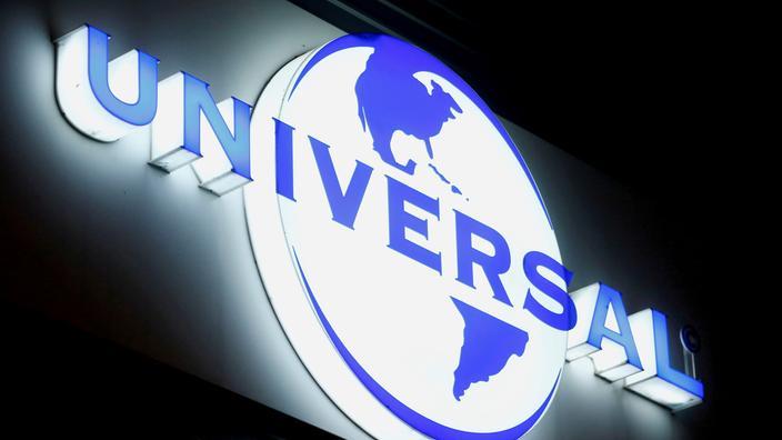 L'action Vivendi plonge de plus de 15% après l'introduction en Bourse d'Universal