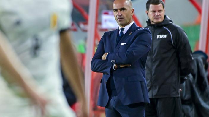 Martinez, le sélectionneur belge, dément la rumeur Barcelone : «Il n'y a aucun contact»