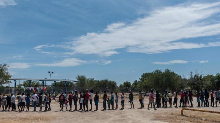 Migrants : Mexico met la pression pour éviter l'explosion