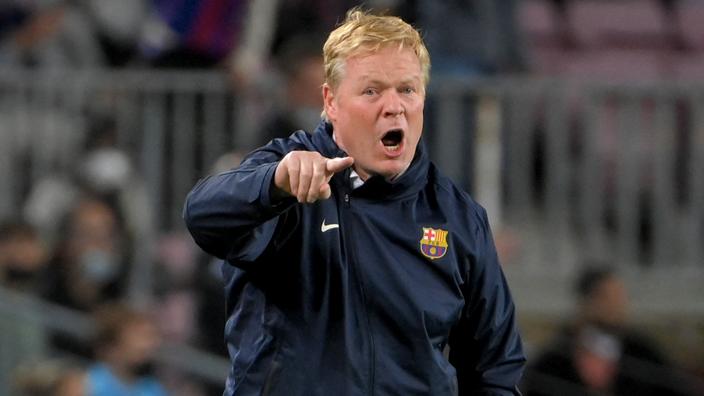 Koeman lit un communiqué et quitte la salle : la conférence de presse surréaliste du Barça