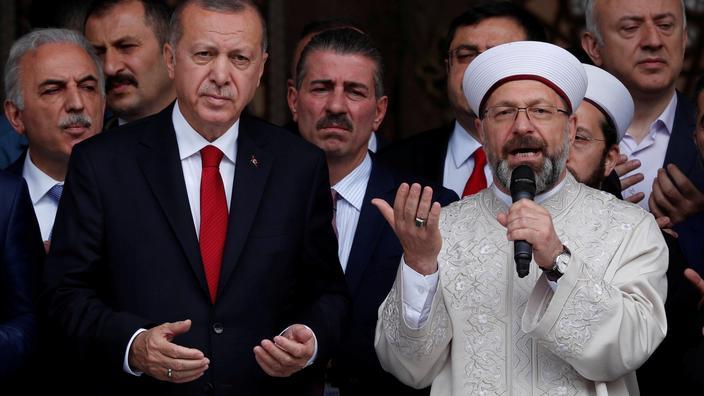 Pour Erdogan, «les choses ont mal commencé» entre la Turquie et Biden