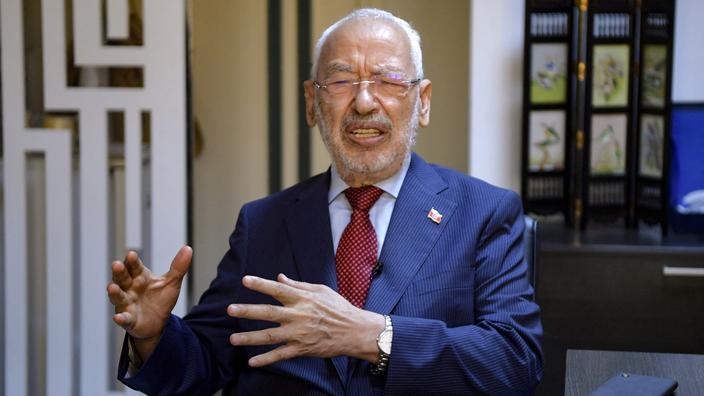 Tunisie : démission de 113 membres d'Ennahdha en désaccord avec Rached Ghannouchi