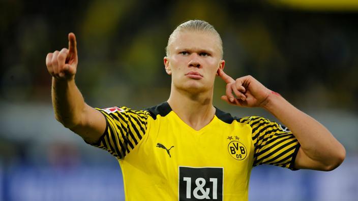 Le journal du mercato : Dortmund cible deux joueurs de Ligue 1 pour succéder à Haaland