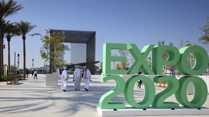 Image Expo de Dubaï: trois travailleurs morts du Covid-19 lors la construction du site
