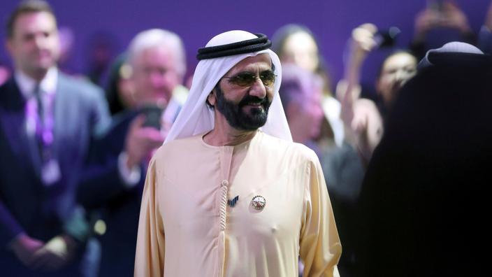 L'émir de Dubaï a fait pirater les téléphones de son épouse Haya et de ses avocats britanniques
