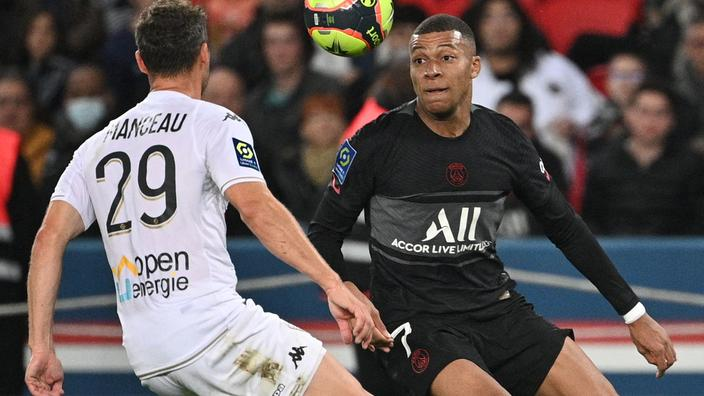 Ligue 1 : tenu en échec par Angers, le PSG pousse pour la victoire