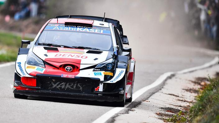 Rallye d'Espagne : Neuville creuse l'écart, Ogier s'accroche au podium