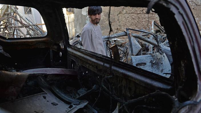 Les États-Unis proposent de dédommager la famille de victimes d'une bavure à Kaboul