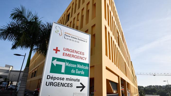 Martinique : affrontements entre soignants opposés au passe sanitaire et forces de l'ordre