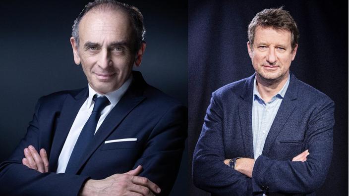Yannick Jadot traite Éric Zemmour de «petit collabo de salon qui se prend pour un grand résistant»