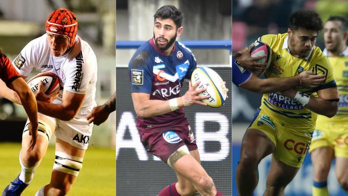 XV de France : un groupe de 42 joueurs renouvelé avec les surprises Flament, Buros et Vili