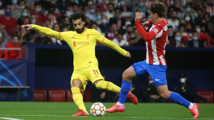 Regarder la vidéo Mohamed Salah (12 buts en 11 matches), si cher à Liverpool