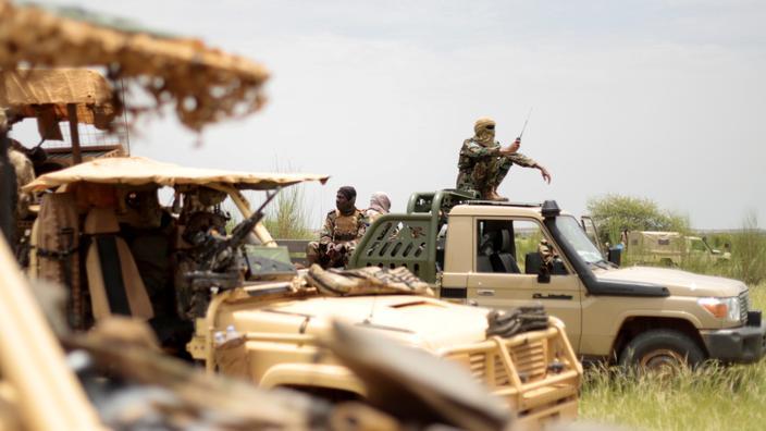 Niger: six soldats tués dans une embuscade contre le convoi d'un préfet près du Burkina