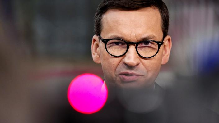 UE : le premier ministre polonais se dit «prêt au dialogue»