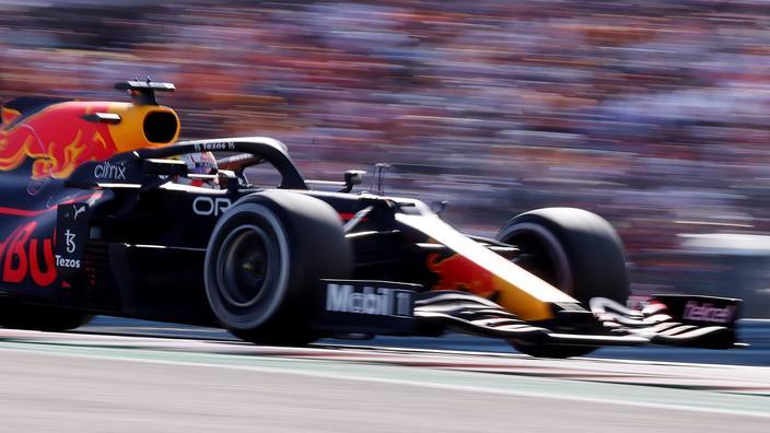 Formule 1 : Verstappen mate Hamilton aux États-Unis et creuse l'écart
