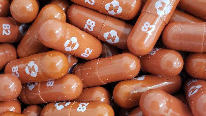Pilule anti-Covid de Merck : l'Agence européenne des médicaments annonce le lancement de l'examen accéléré