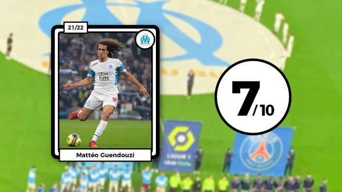 Regarder la vidéo Les notes après OM-PSG : les «Parisiens» de Marseille en vue, Neymar dans le dur