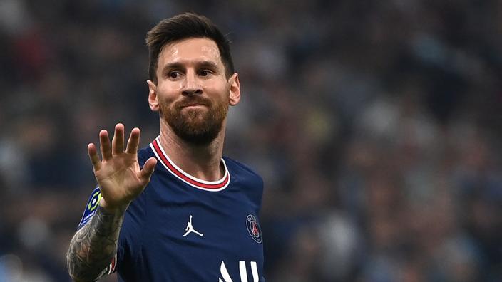 Regarder la vidéo PSG: Messi, roi tout-puissant au Barça et sous-utilisé à Paris ?