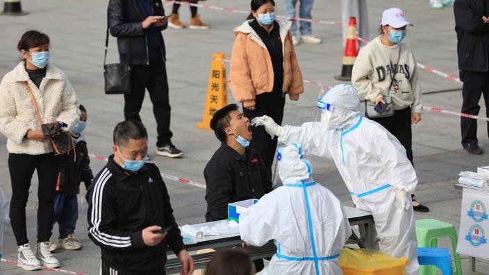 Covid-19 : le marathon de Pékin reporté