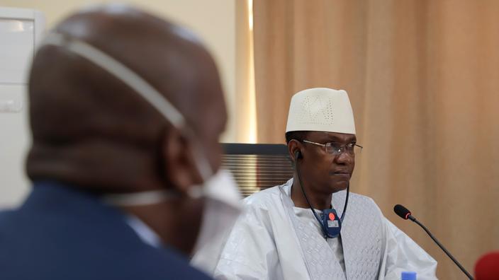 Le Mali expulse le représentant de la Cédéao pour «agissements incompatibles avec son statut»