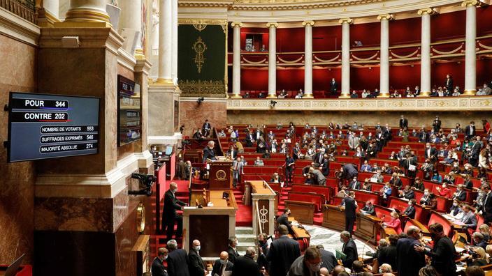 Le budget défense voté à l'Assemblée en première lecture