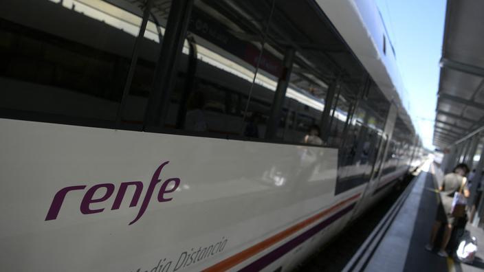 Regarder la vidéo La Renfe veut lancer des trains à grande vitesse entre Paris et Londres