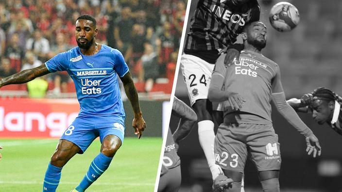 Tops/Flops Nice-Marseille : des progrès pour Gerson, un retour difficile pour Amavi
