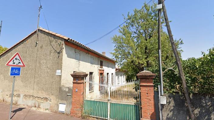 Toulouse : des squatteurs quittent la maison d'un octogénaire