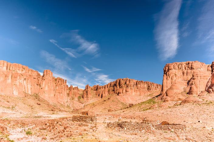 montagnes du Djebel Saghro