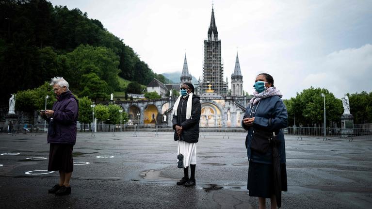 Déconfinement: le sanctuaire de Lourdes rouvre ses portes aux pélerins, ce 16 mai 2020 (Vidéo - 2 min) 905fed11ba5cc79bfb2999e8c56ae8673363f3d8431173cb0818ea238faeb91d